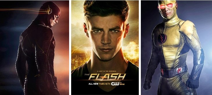 Flash 3 Season 19. 20 Episode