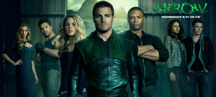 Arrow 5 Season 10, 11 Episode
