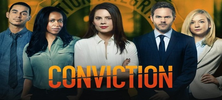 Convicton seasn 1 episode 11, 12 , 13