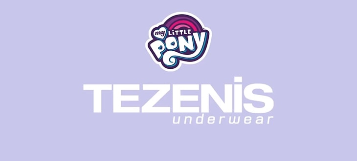 TEZENIS My Little Pony